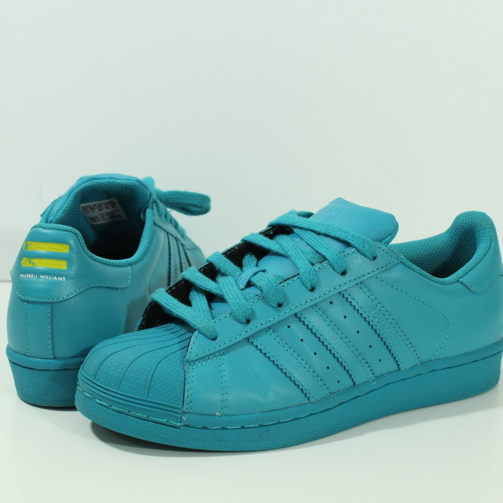 adidas superstar colors green