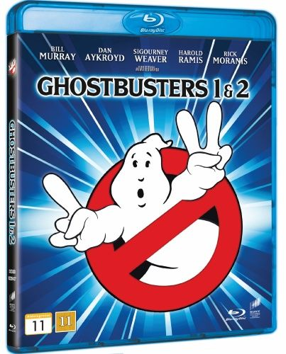 Ghostbusters 1 + 2 (Blu-ray)  (Blu-ray) 9.95e