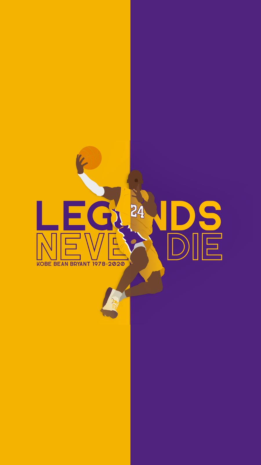Kobe Bryant Cool Wallpapers for Phone in 2020 Kobe