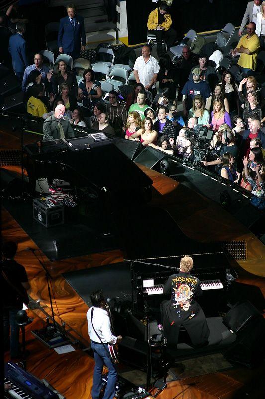 Billy Joel Elton John Billy Joel Concert Photography Elton John