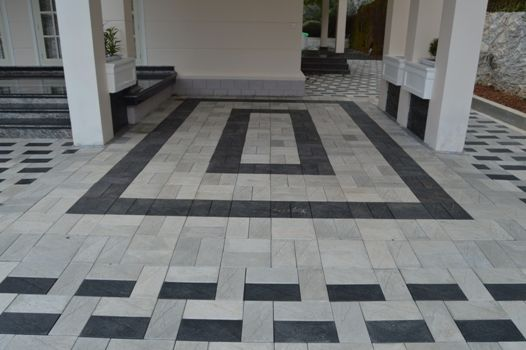 Petals Pavers Professional Interlock Tiles Manufacturer In