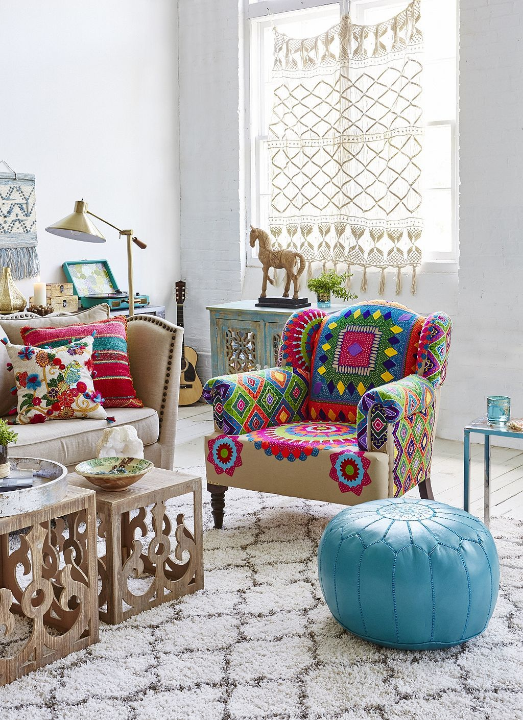 Gorgeous 100 Boho Chic Living Room Ideas Https://pinarchitecture.com/100