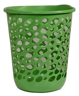 سلة ملابس مرجان Murjan Clothes Basket Plastic Items Trash Can Small Trash Can