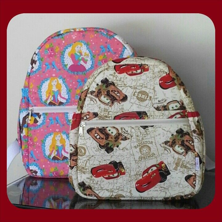 Photo of mochilas infantis de tecido – Bing images