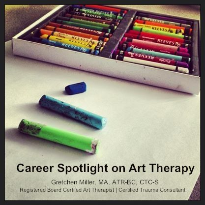 Career Spotlight on Art Therapy   Art therapy activities ...