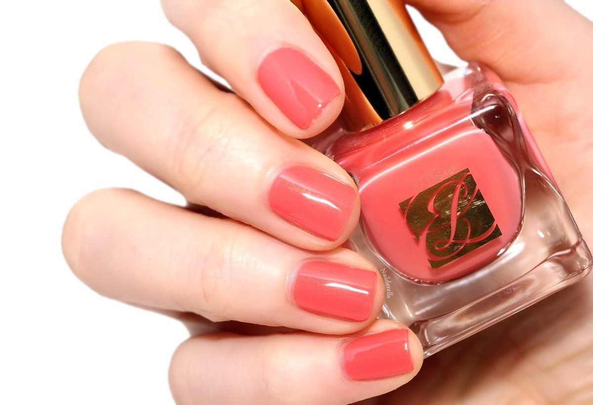Surreal Sun is a cute coral perfect for spring. | Nail Polish ...