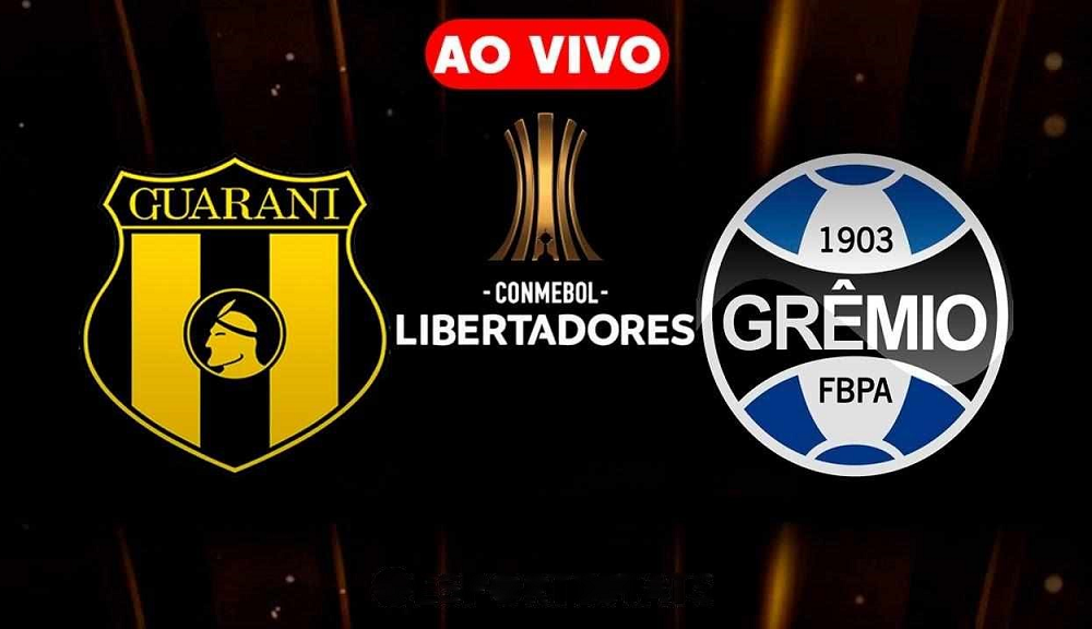 Assistir Guarani Vs Gremio Oitavas De Final Ida Ao Vivo Oitavas De Final Finais Video Ao Vivo