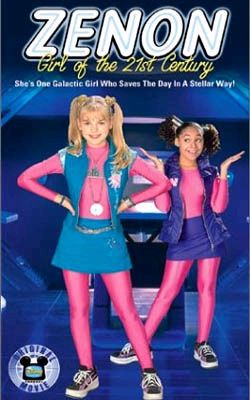 One of my favorite Disney Channel Movies of All time... ZENON! I would most definitely watch this now lol :)