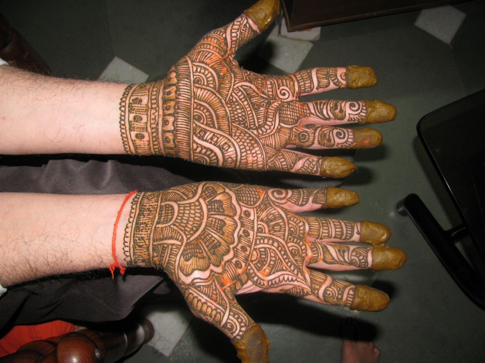 mehndi designs for boys hand for marriage