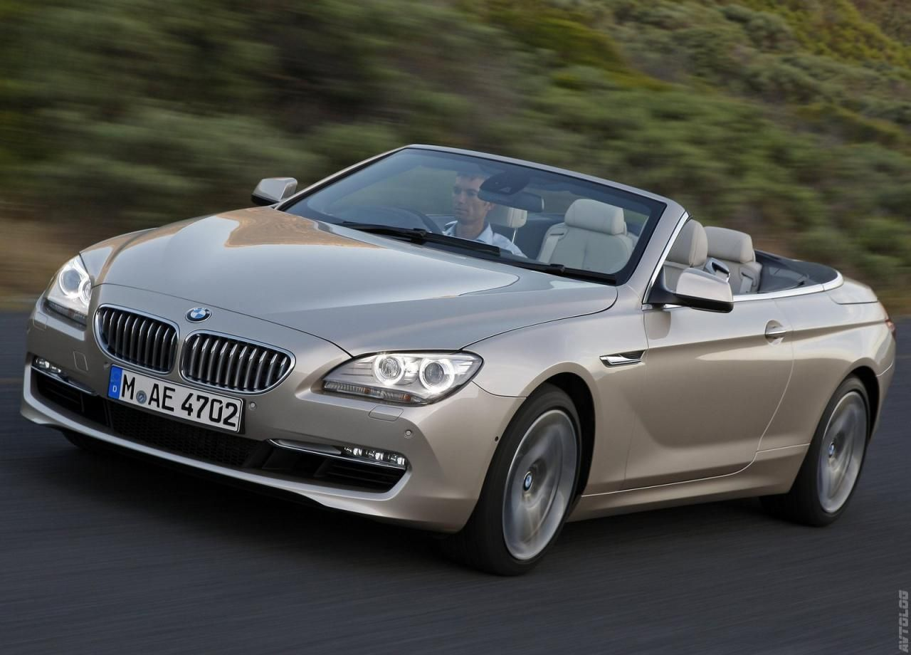 2012 BMW 6 Series Convertible - My dream wheels...