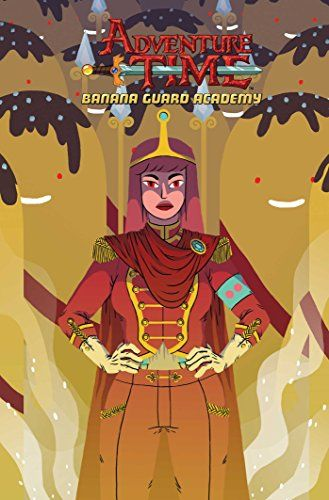 Adventure Time: Banana Guard Academy: Kent Osborne, Dylan Haggerty, Mad Rupert: Amazon.com.mx: Libros