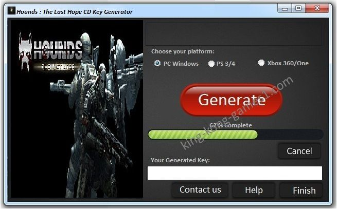 Hounds  The Last Hope CD Key Generator download hack full Free - excel spreadsheet compare office 2016