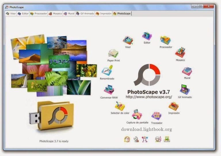 Download PhotoScape 2020 🥇 Free Photo Editor on Windows