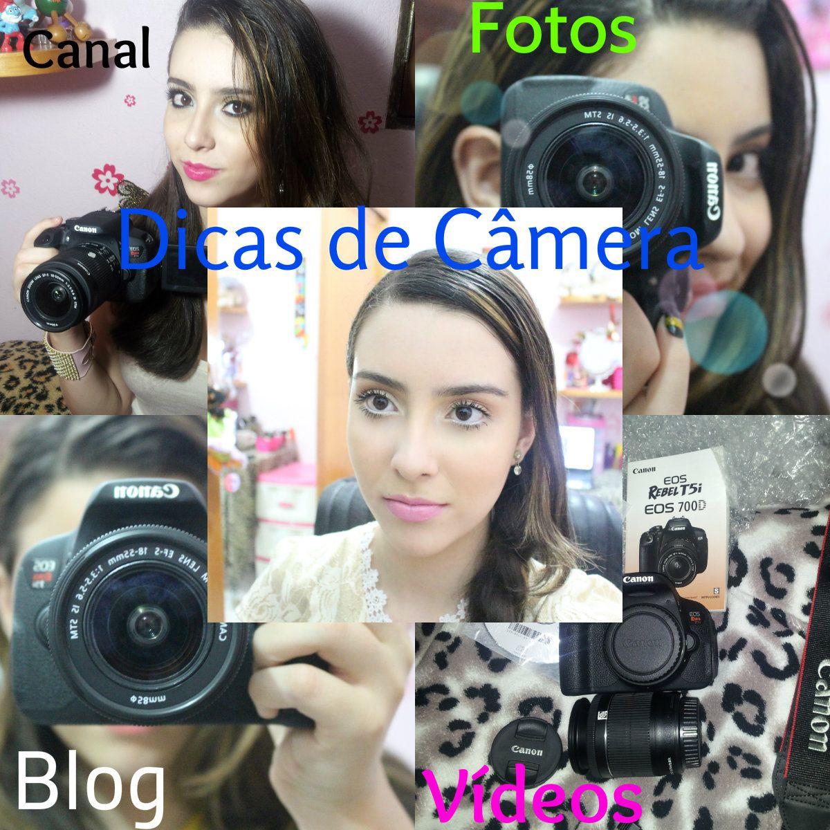 Dicas de fotografia e vídeos: Enquanto a câmera não chega! https://www.youtube.com/watch?v=NgMJjDxuYK4