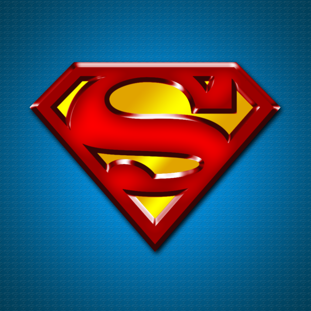 Image For Superman3d Superman Logo Done In Photoshop Superman And