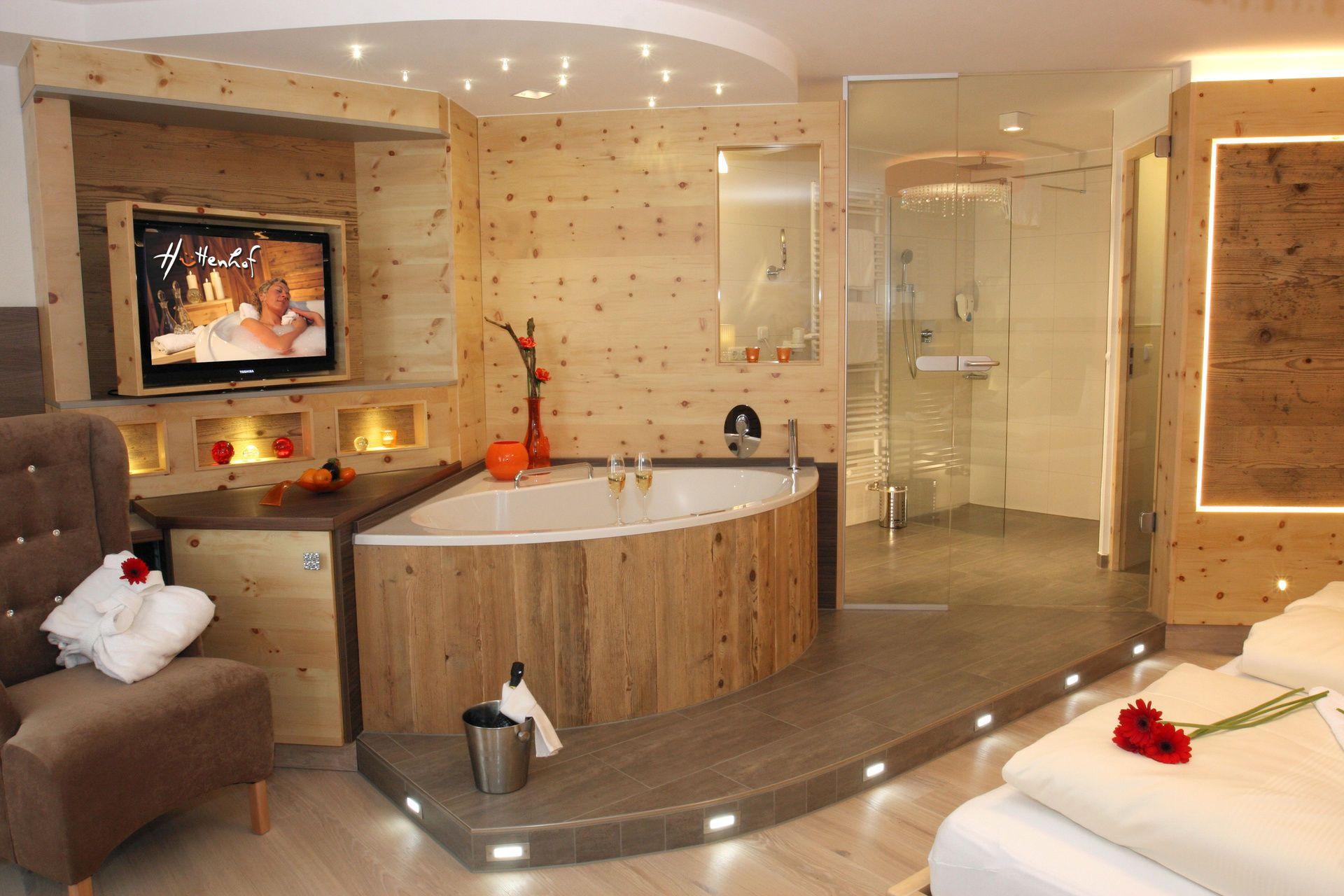 Mini Honeymoon Gemutliche Zimmer Im Hotel Huttenhof Bayerischer Wald Wellness Bayerischer Wald Gemutliches Zimmer Luxus