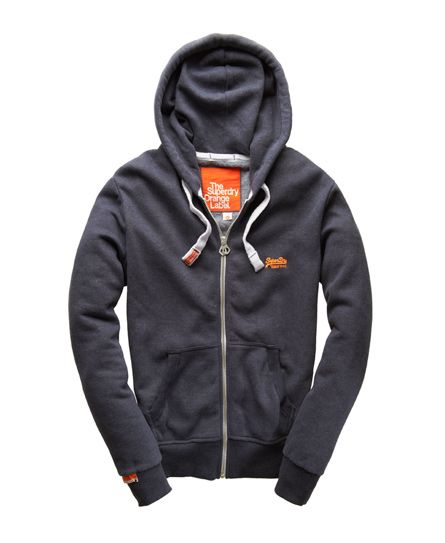 Superdry Orange Label Kapuzenjacke Herren Hoodies