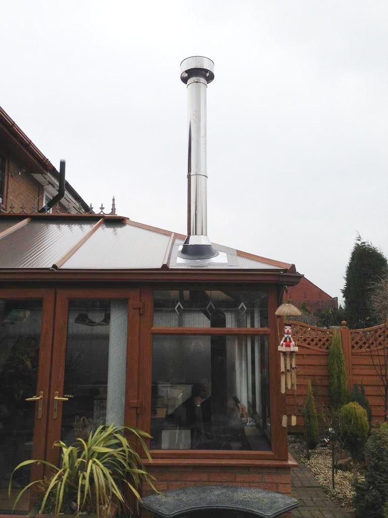 Image result for conservatory wood burner | Conservatory ...