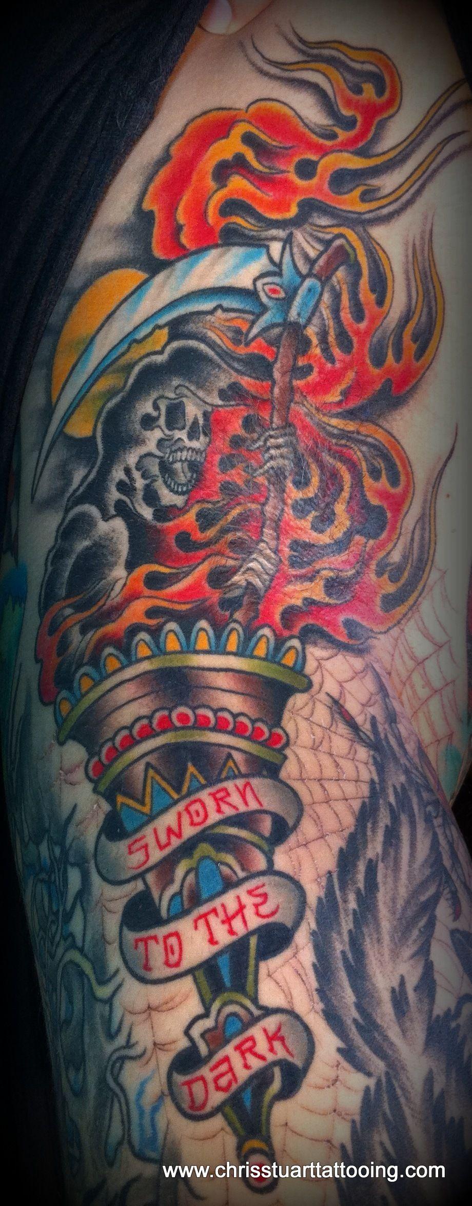 Pin On Tattoos By Chris Stuart