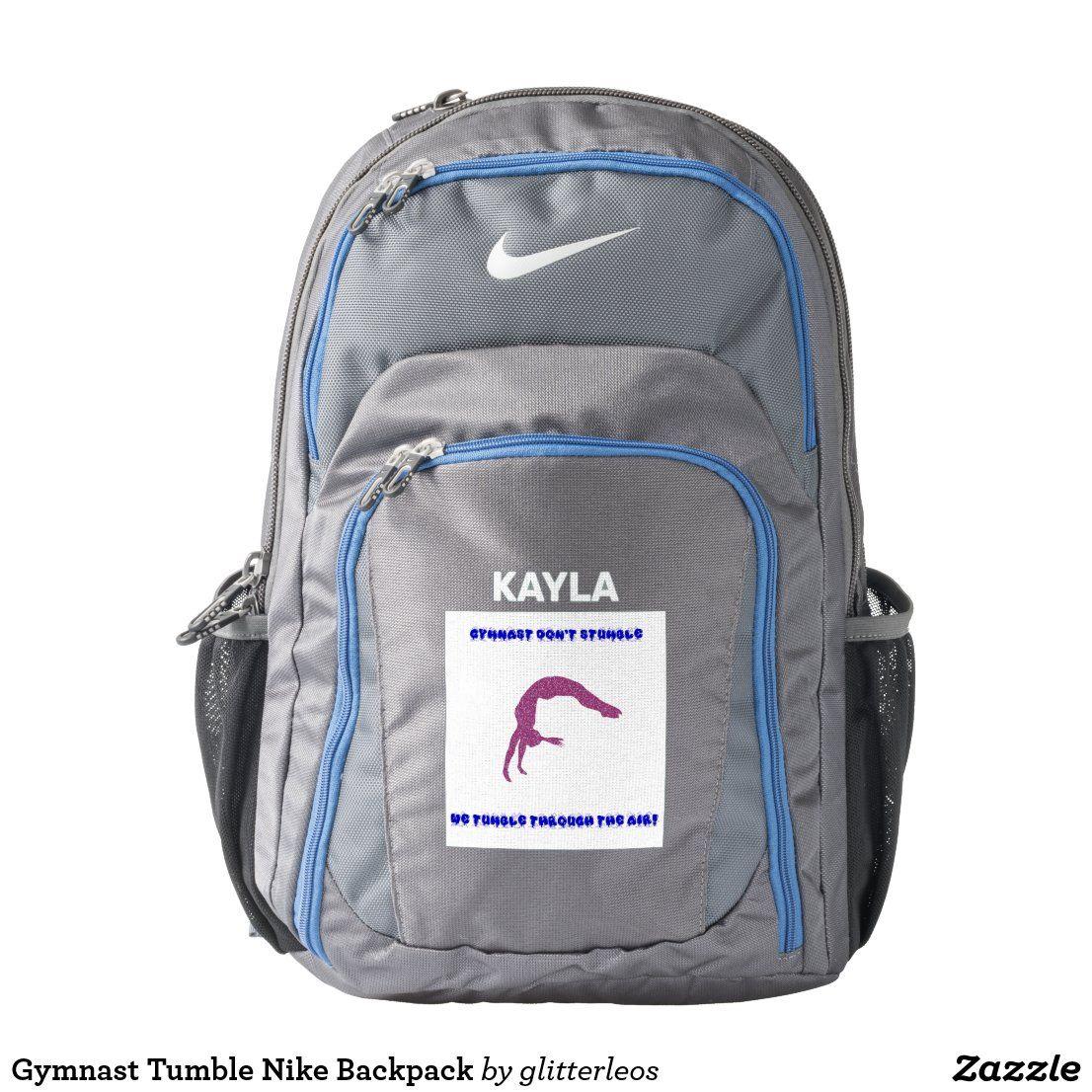 Pin on Gymnastics Tote Bags & Gymnastics Backpacks