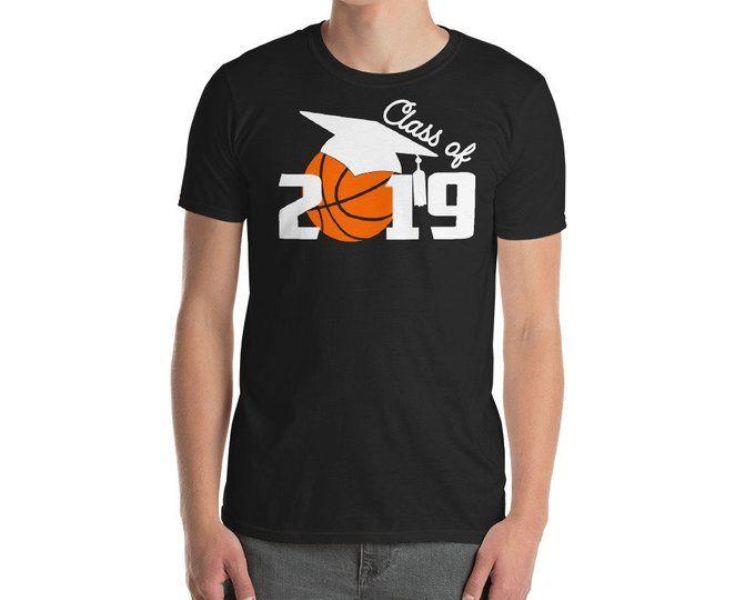 78ec3f33 Basketball senior shirt, basketball senior gift, Class of 2019, 2019 senior  shirts, basketball shirt, graduate shirt, graduation shirt 2019