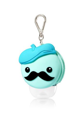 Blue Macaroon Pocketbac Holder Bath And Body Works Bath And