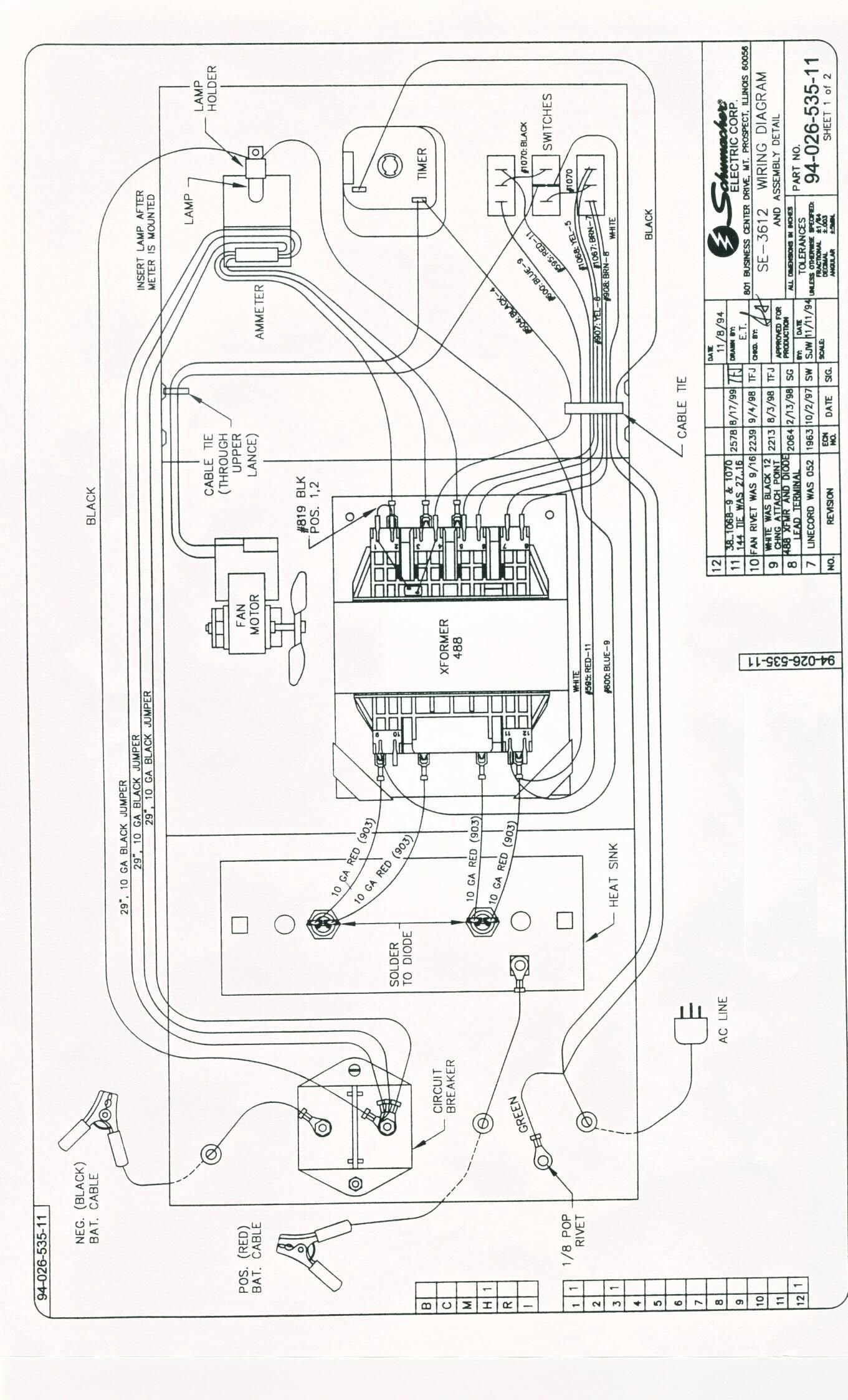 Schumacher Wiring Schematic | Ribbed For Her Wiring diagram on
