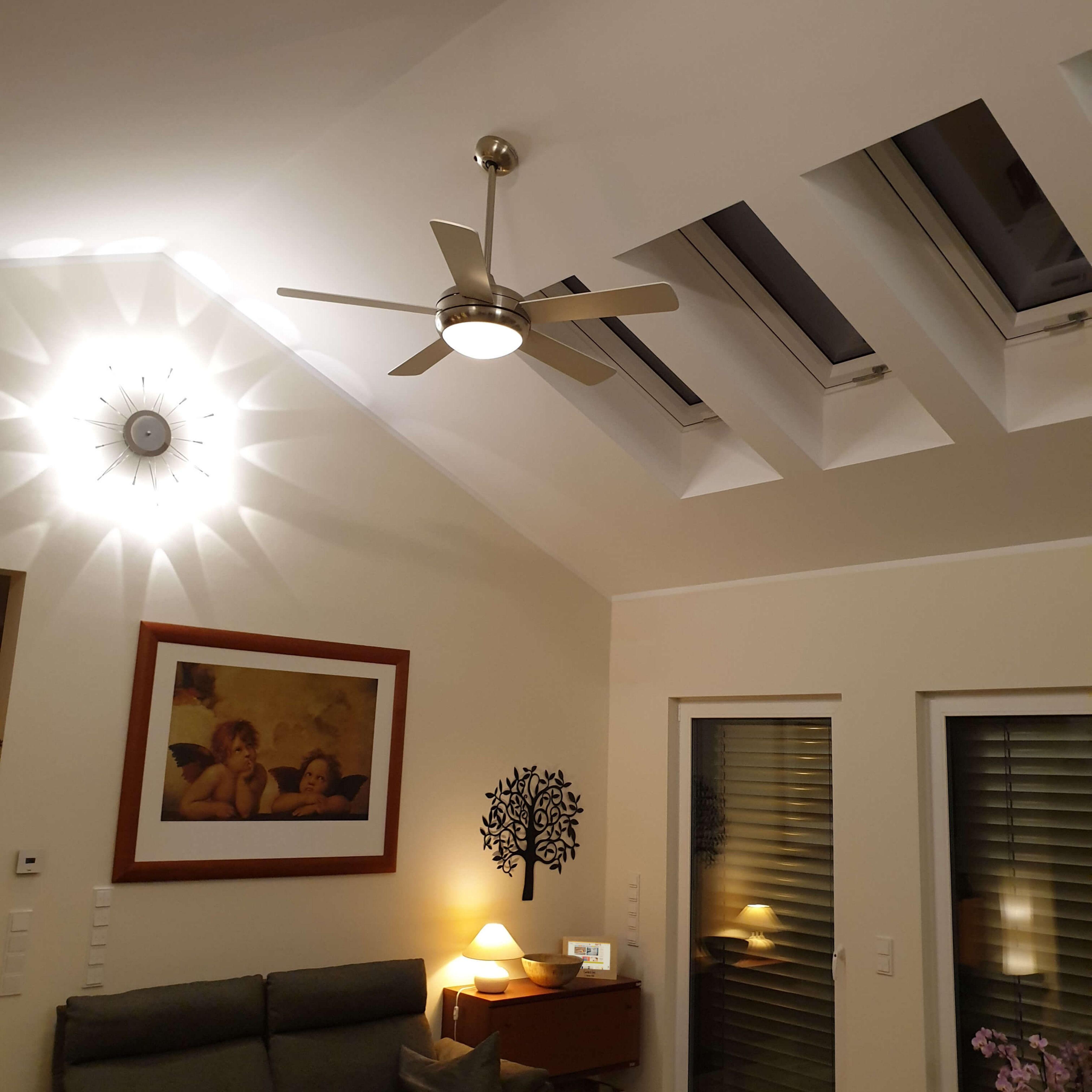 Deckenventilatoren Borealis Und Ursa Deckenventilator Ventilator Schone Wohnzimmer
