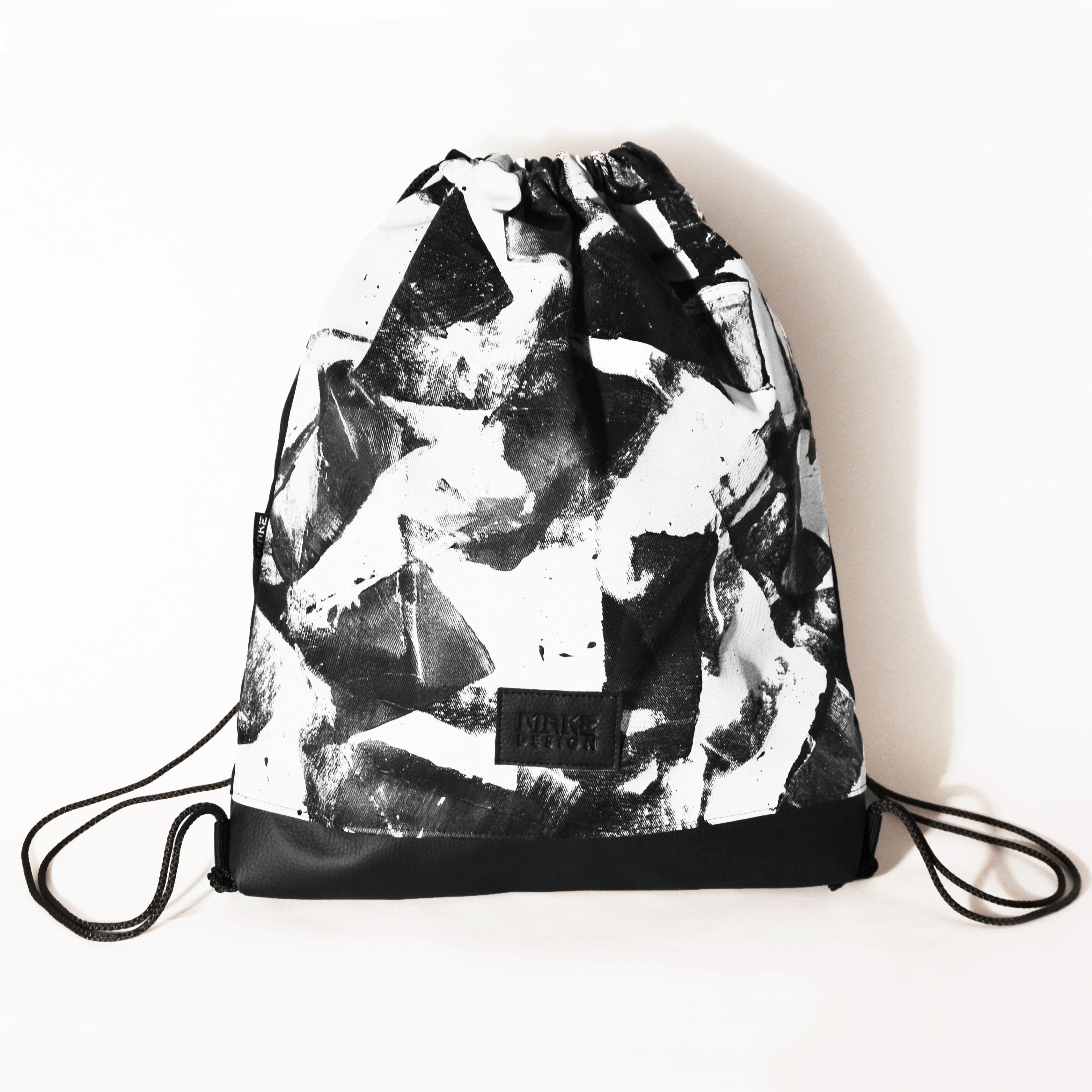 a23a66469b17 Drawstring Bag 2018 Design Blackyellow Stock Vector 780850255