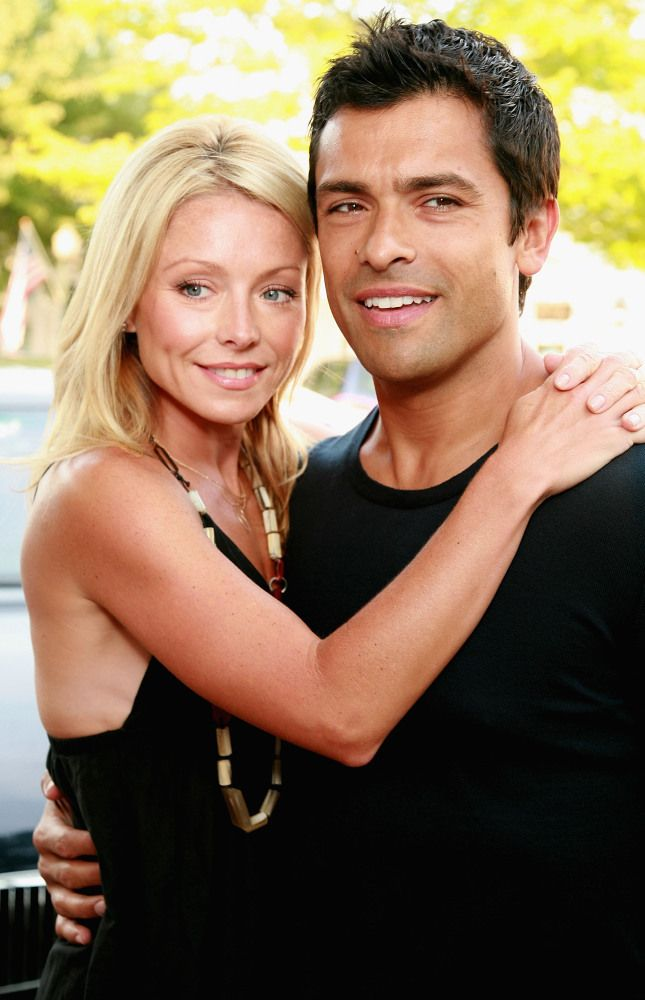 Mark consuelos stripper photos something