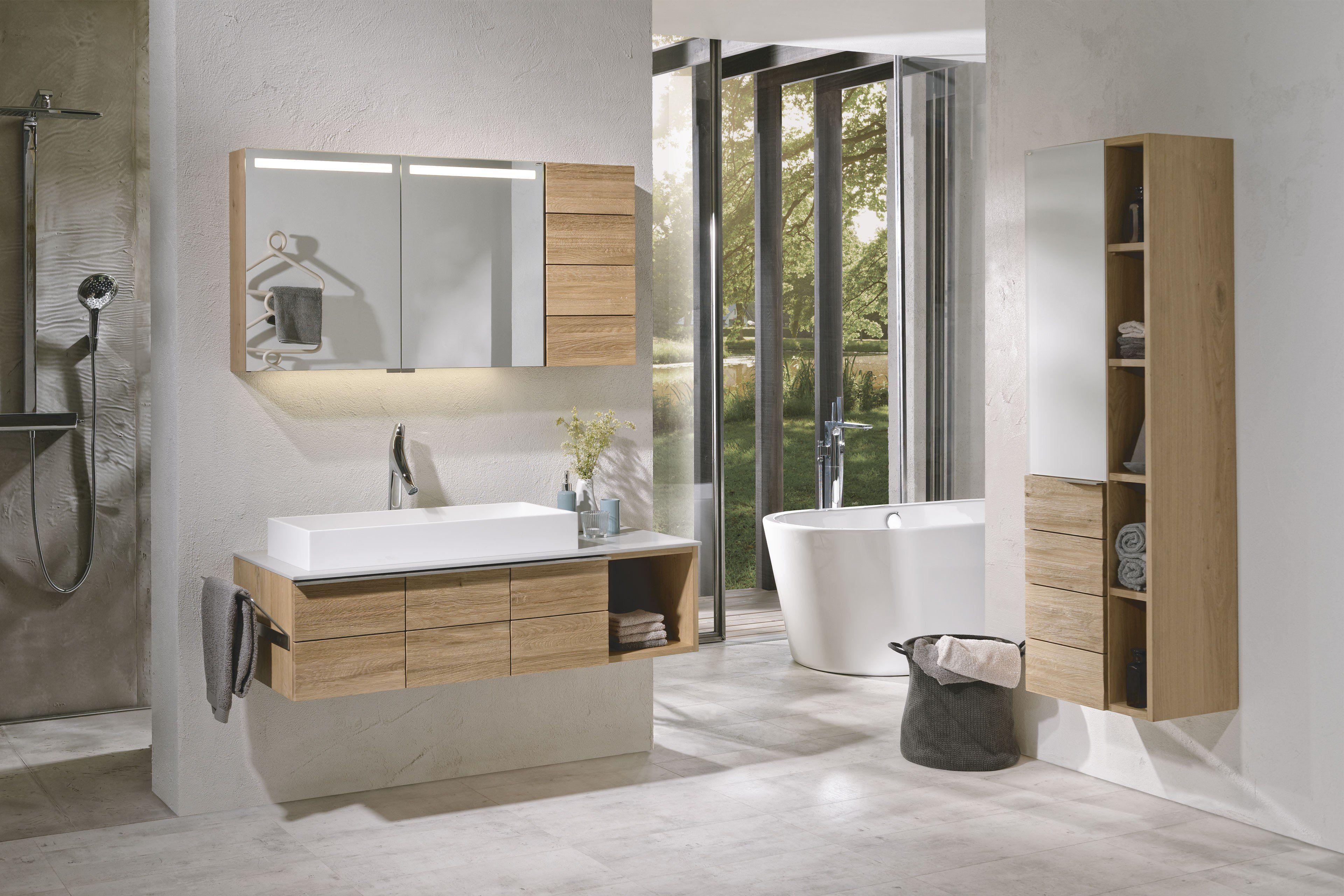 Badezimmer V Montana Von Voglauer Mit Lackierter Wildeiche Mobel Letz Ihr Online Shop Badezimmer Set Mobel Online Kaufen