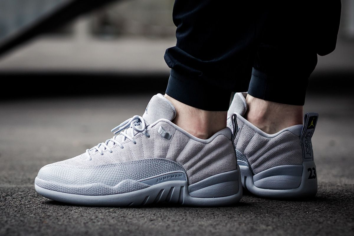 On-Foot: Air Jordan 12 Retro Low