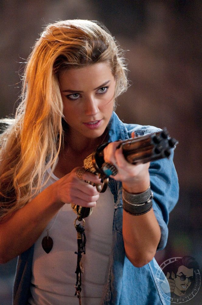 Drive Angry 2011 Piper Is Played By Amber Heard The Movie Also Stars Nicolas Cage