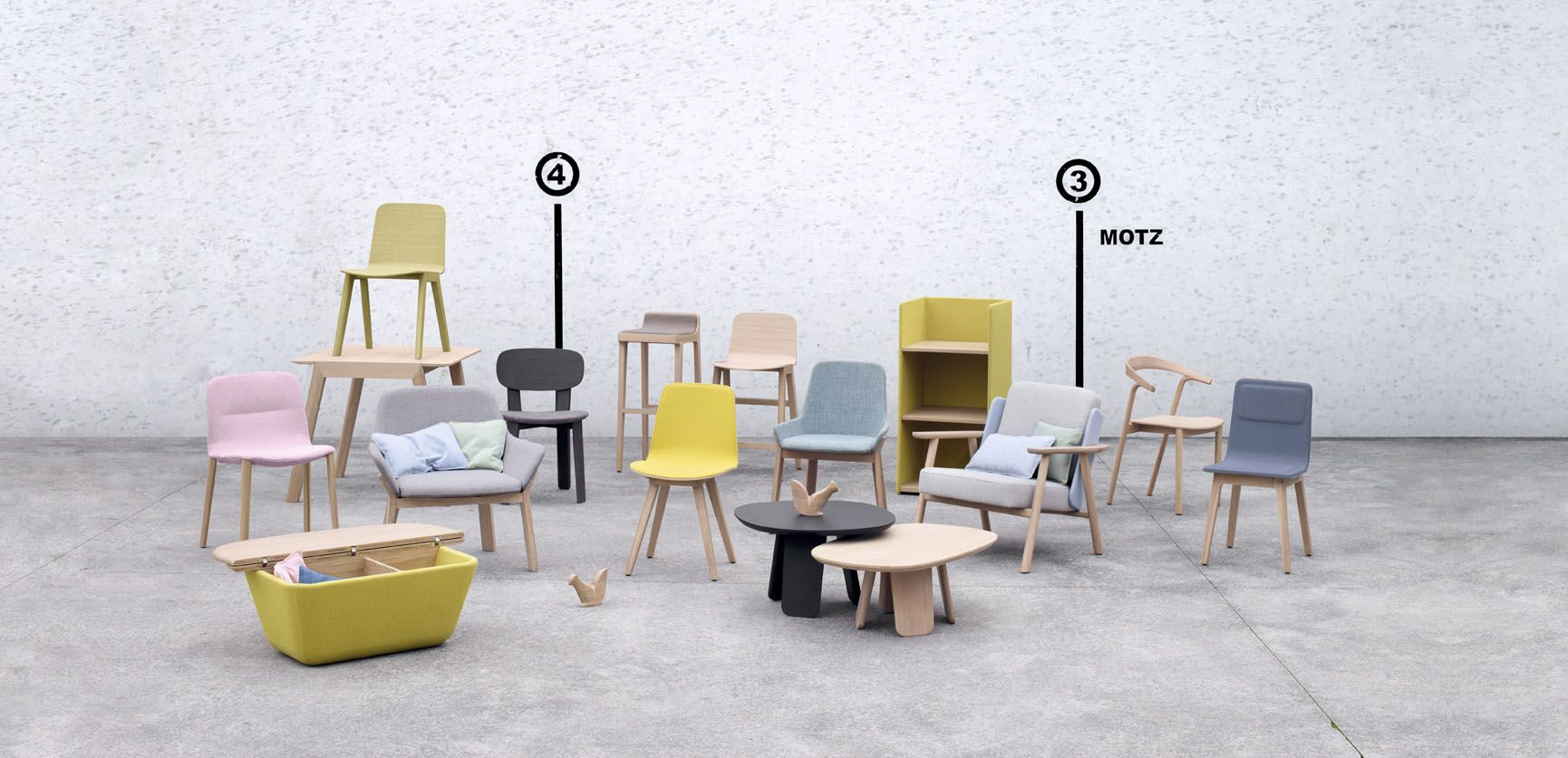 Contemporary Wooden Furniture Crafted In The Basque Country Furniture Home Furniture Contemporary Furniture