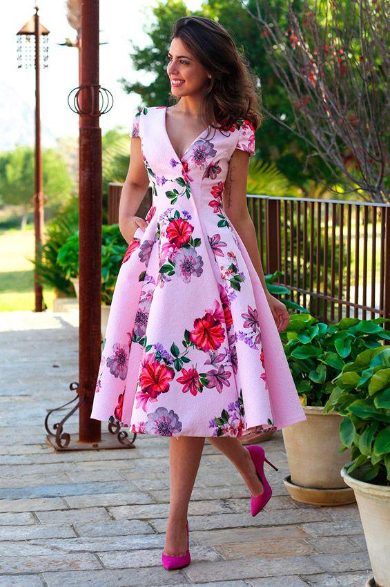 Fotos de vestidos de fiesta de dia