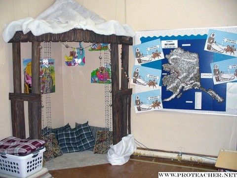 Reading Corners reading corner: the book nook- i like how this is built from