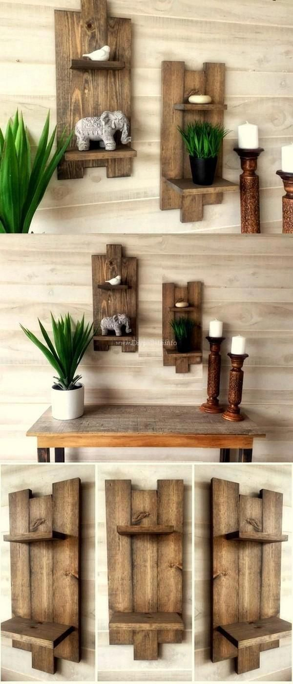 43+ Incredible used Wood Pallet Ideas for Home beauty # ...