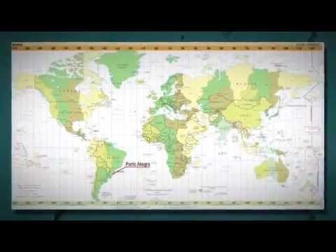 As aventuras de Geodetetive: como viajar e chegar no dia anterior