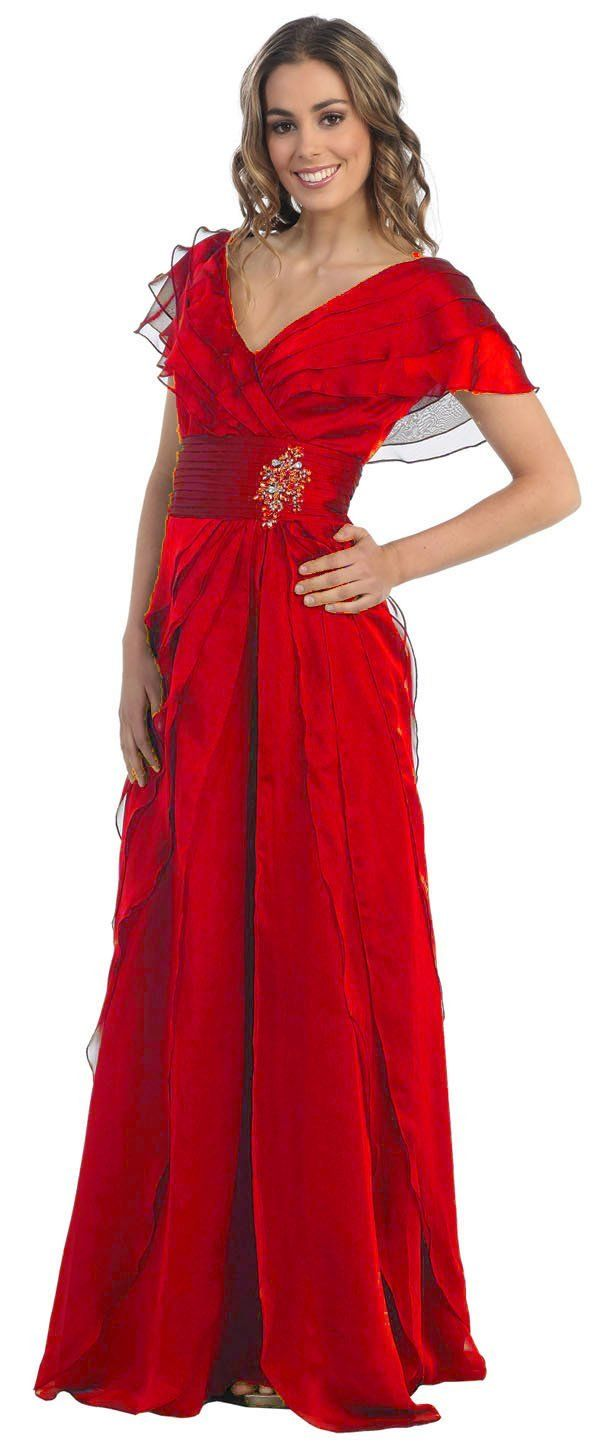 Beautiful Formal Dresses For Women Over 50