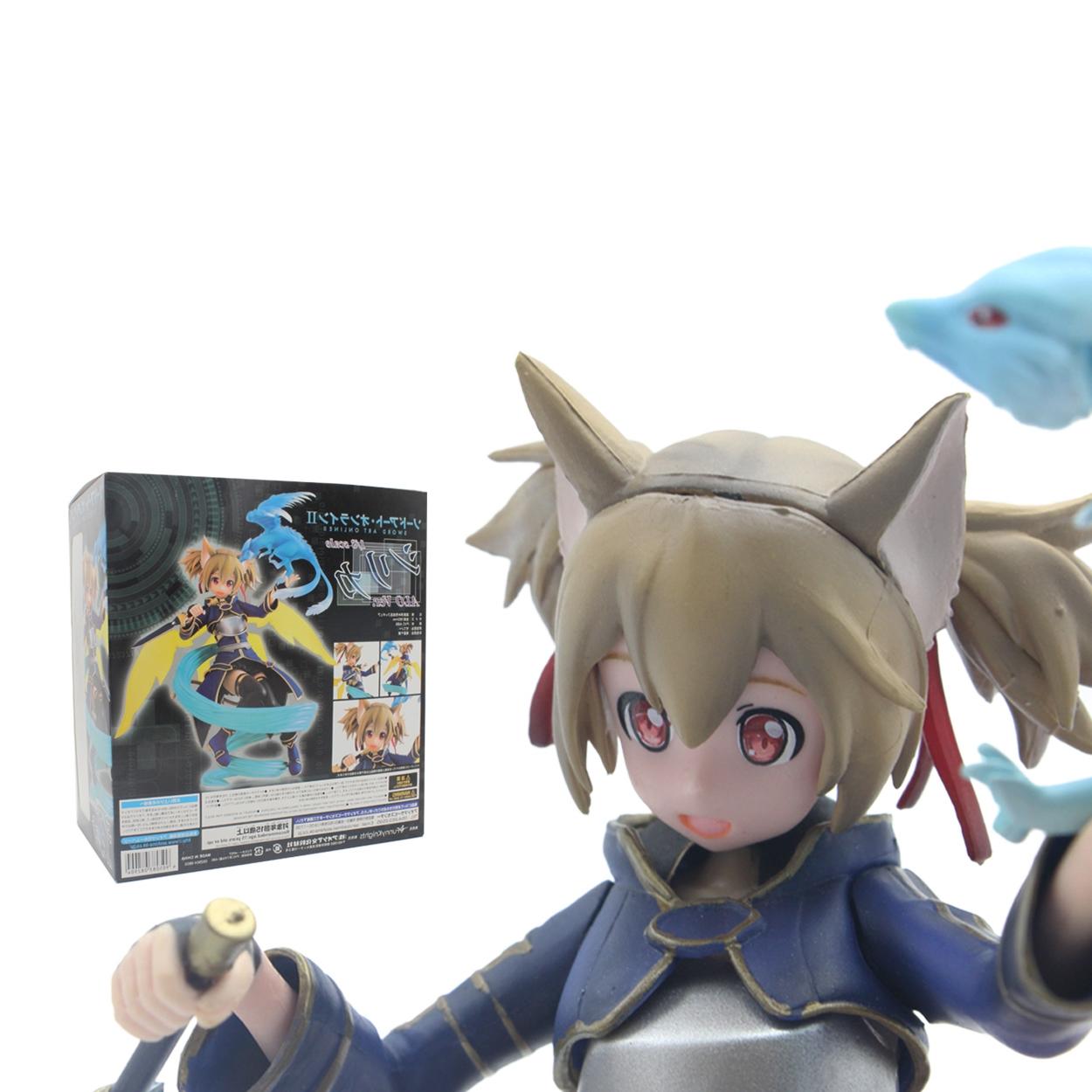 31.00$  Buy now - https://alitems.com/g/1e8d114494b01f4c715516525dc3e8/?i=5&ulp=https%3A%2F%2Fwww.aliexpress.com%2Fitem%2FSword-Art-Online-Sailica-1pcs-set-20cm-PVC-SAO-Action-Anime-Figure-Model-Doll-Collection-Kids%2F32637926485.html - Sword Art Online Sailica 1pcs/set 20cm PVC SAO Action Anime Figure Model Doll Collection Kids Gifts Toys 1272 31.00$