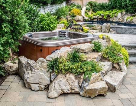 Image Result For Above Ground Spas Hot Tub Outdoor Hot Tub