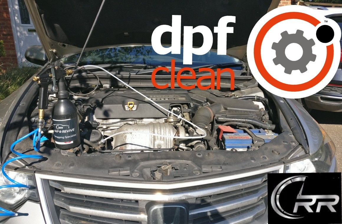 Another DPF problem not dealt with correctly by a main