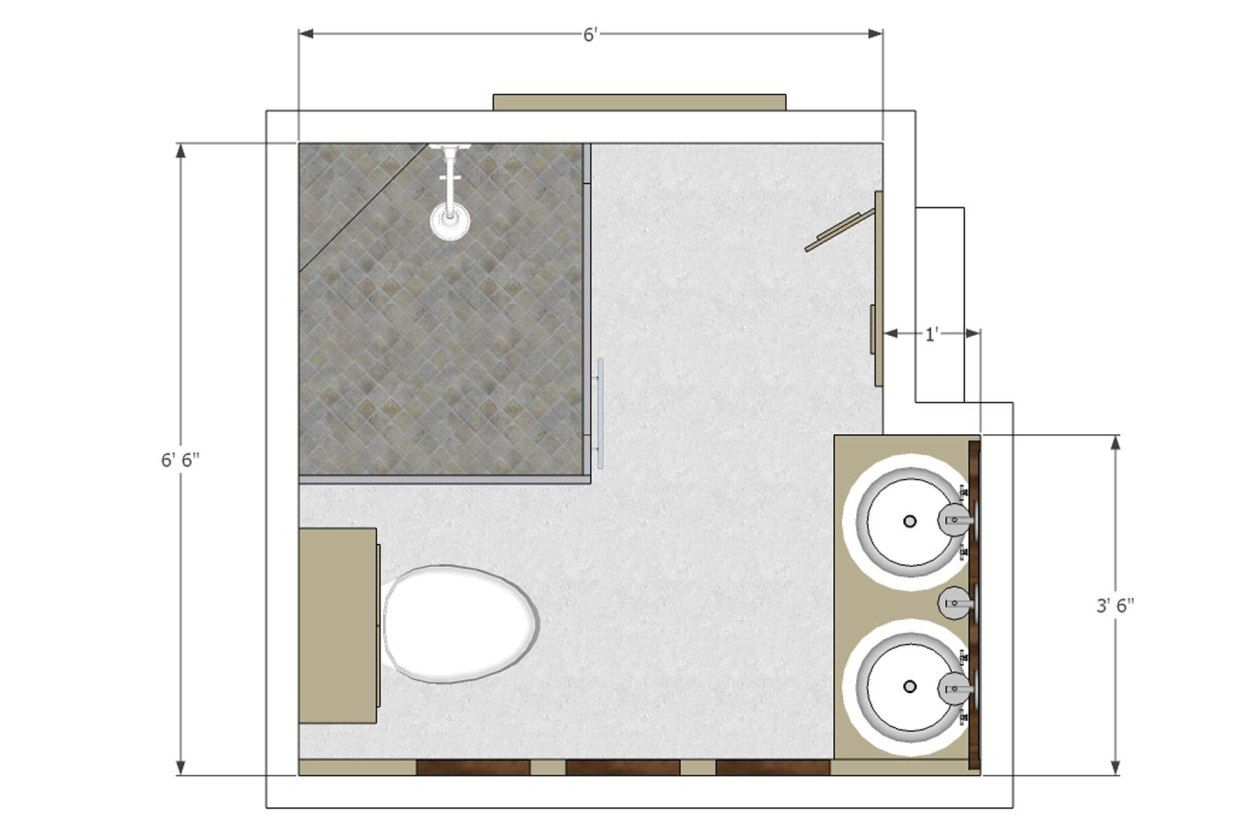 Square Bathroom Layout The Best Design For Your Home Bathroom Design Small Bathroom Layout Small Bathroom Layout