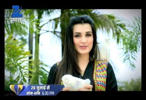 Sarojini Zee Tv 6 April 2016 Live Episode | drama movies
