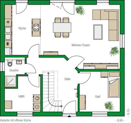 HELMA Einfamilienhaus Mailand (mit Bildern) Helma haus
