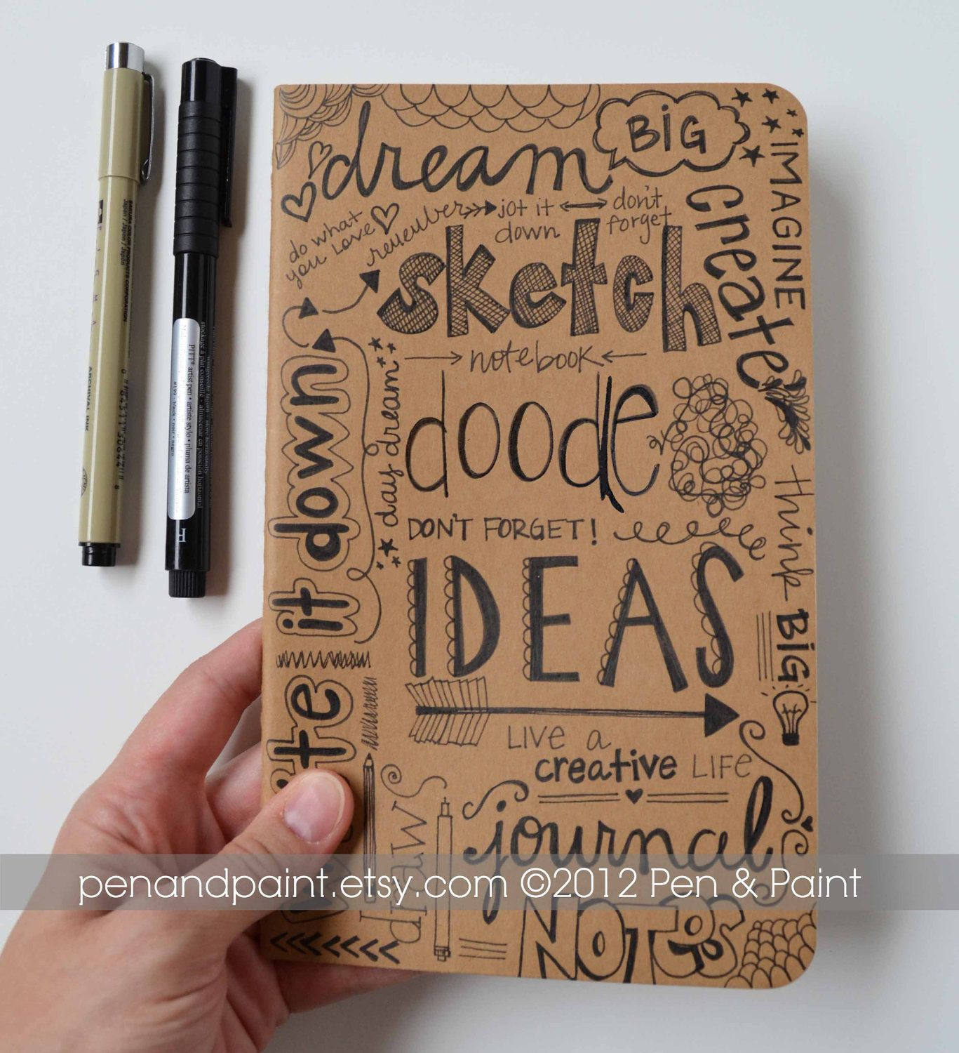Hand Drawn Notebook Covers Google Search Drawings Pinterest