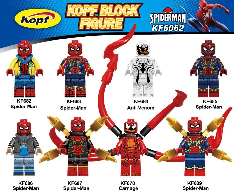 Black Lightning DC Universe Superhero Mini Action Figure Block Toy