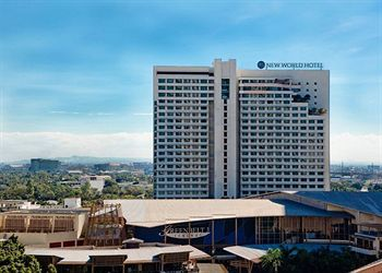 New World Hotel Makati City Manila Philippines