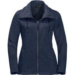 Photo of Jack Wolfskin fleece jacket women Sky Thermic Jacket Women Xs blue Jack WolfskinJack Wolfskin