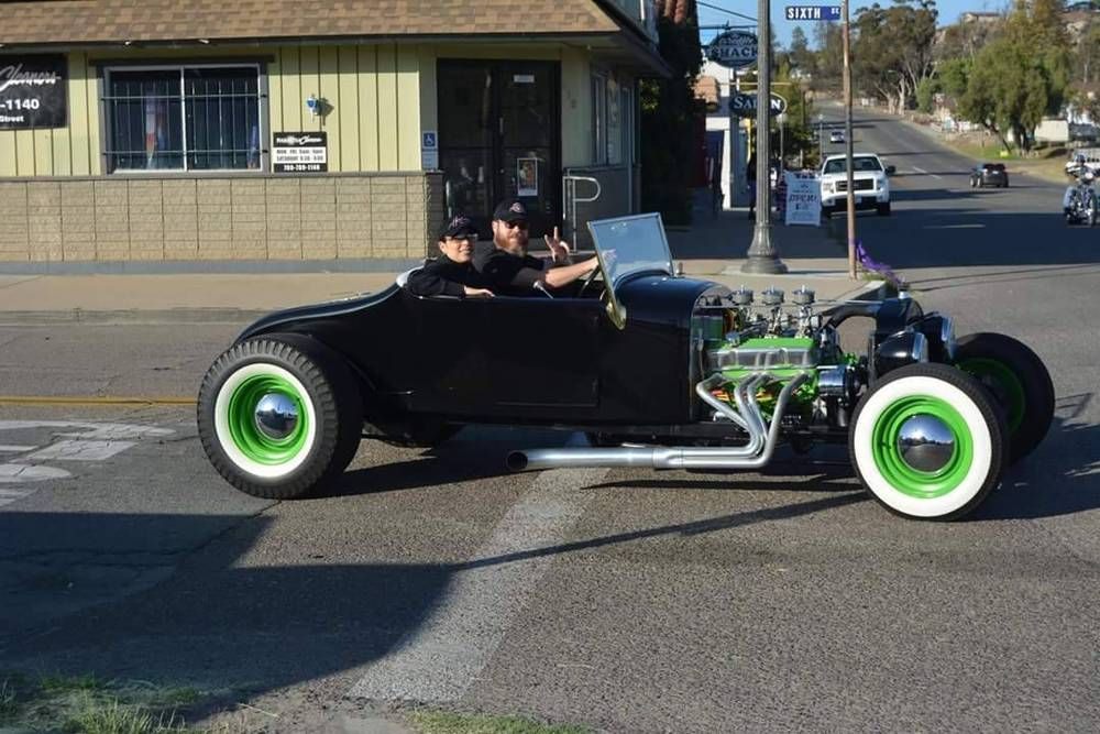 Ad 1927 Ford Model T Roadster 27 Model T Roadster Hot Rod Hot Rods Model T Ford Models
